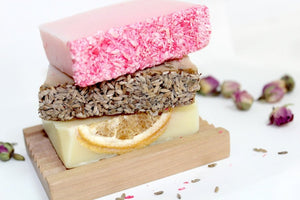 Wild & Natural Hand-Crafted Soap 1.3kg and Slices