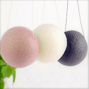 Natural Japan Style Konjac Sponges