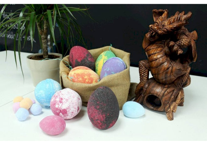 Dragon's Egg Bath Bombs - 250g