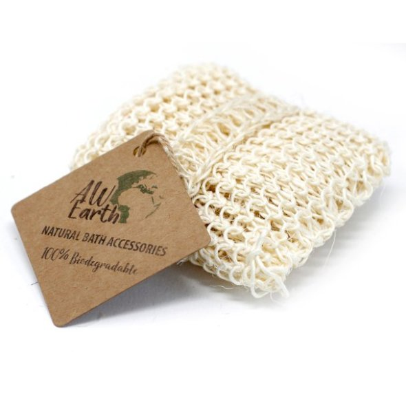 Sisal Sponges and Scrubs