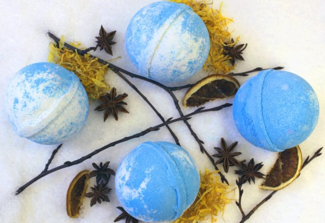 Just Desserts Bath Bombs - 180g