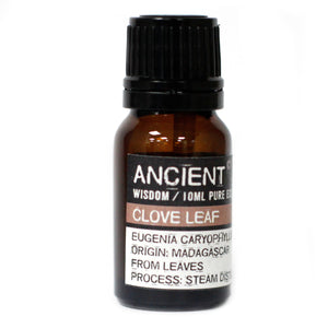 Clove Leaf Essential Oil