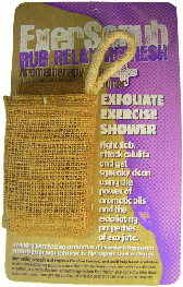 Rub Relax Refresh Aromatherapy Soap with Jute Scourer