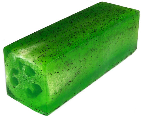 Lime & Thyme Loofah Soap 1.5kg