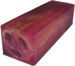 Rough & Ready Rose Loofah Soap 1.5kg