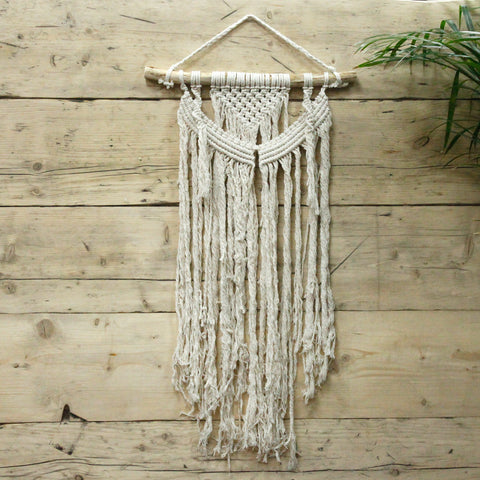 Macrame Wall Hanging - Force of Nature