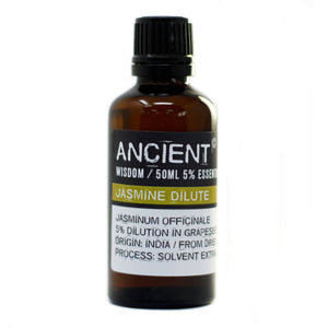 Jasmine (Dilute) Essential Oil (50ml)
