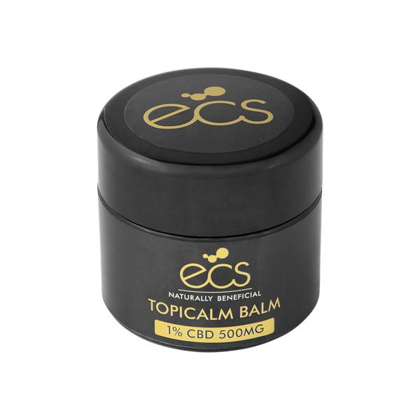 ECS Topical Balm 500MG CBD 50ml