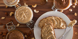 How To Use Nut Butter? Here The Most Creative Ways Of Using It