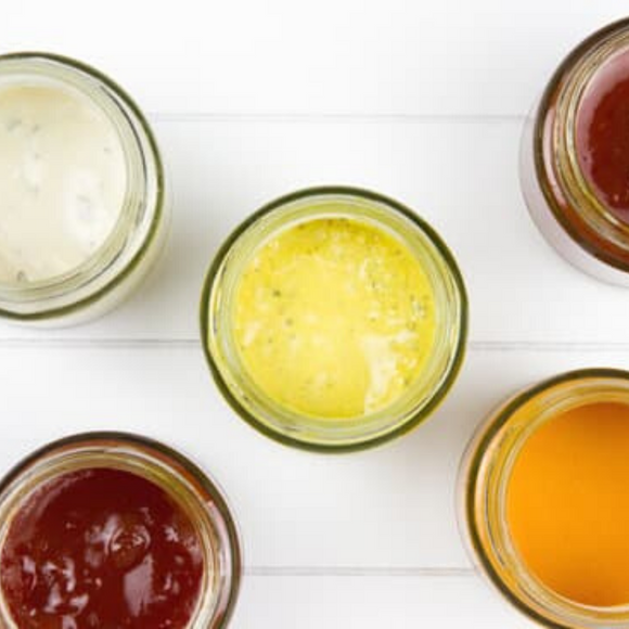 Sauces, Pastes & Syrups