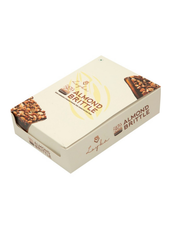 Almond Brittle Gift Pack - 12 pcs