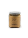 Almond Butter with Pink Salt - 200g - Butters & More