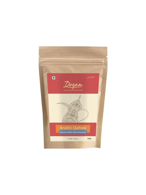 Arabic Qawah Coffee - 100g - Doyen