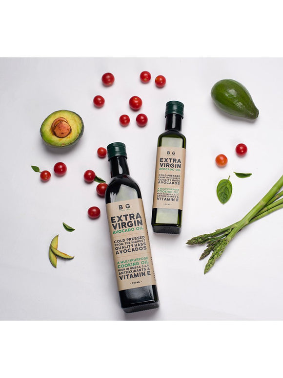organic avocado oil