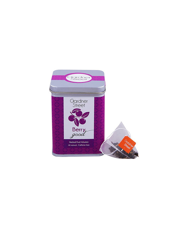 Berry Good (Green Tea with Berries) - 20 Tea Bags - Gardner Street
