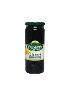 Black Olives (sliced)  - 430g - Fragata