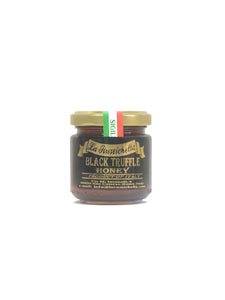 Black Truffle Honey - 140g - LaRustichella Truffles
