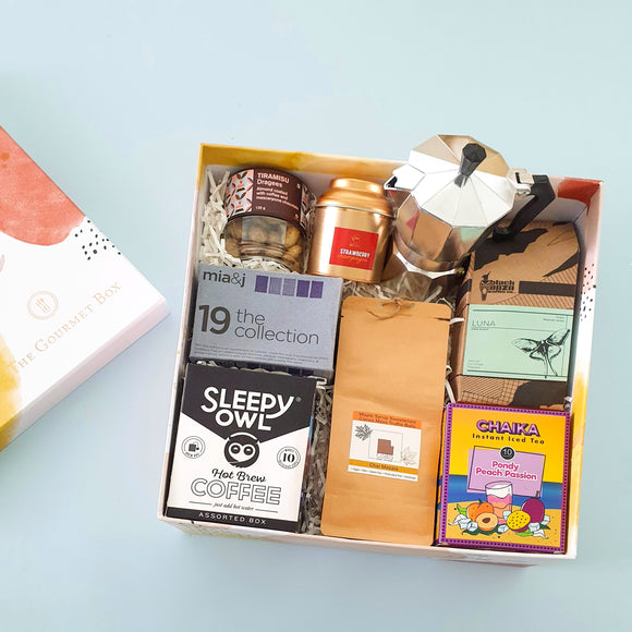 Brew Lovers Hamper - The Gourmet Box