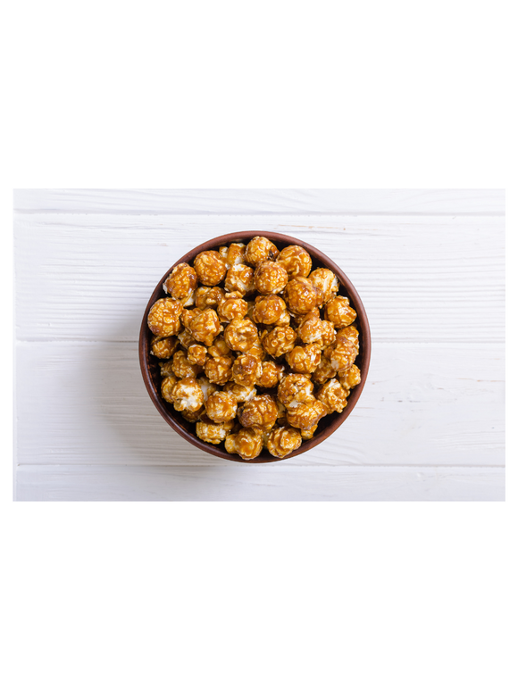 Classic Salted Butter Caramel Popcorn - 120g - Popcorn Fusion