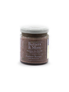 Cashew Butter with Blueberries - 200g - Butters & More