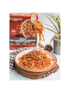 Organic Chickpea & Soybean Spaghetti-Pink Harvest