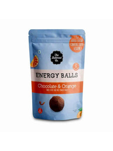 Chocolate & Orange Energy Balls - 48g - The Butternut Co.