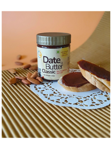 Classic Date Almond Butter - Everything Happy
