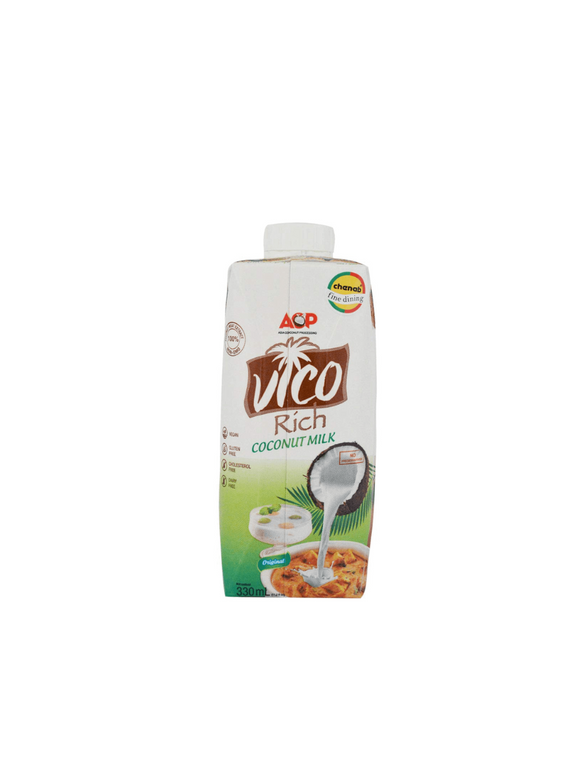 Coconut Milk - 330ml - Vico Rich