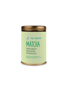 Matcha Green Tea - 30g - Tea Trunk