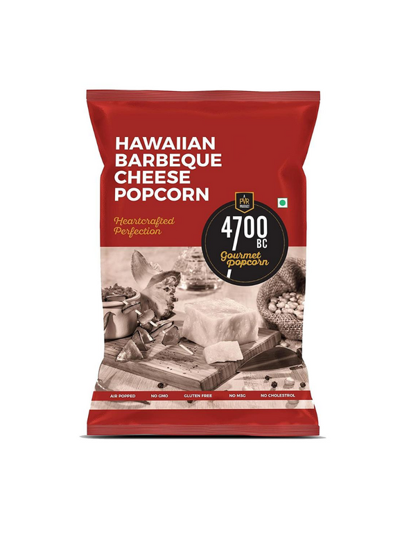 Hawaiian BBQ Cheese Popcorn - 75g - 4700BC