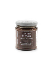 Hazelnut Butter with Cocoa & Jaggery - 200g - Butters & More