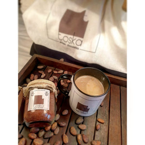 Hot Chocolate Mix - 150g - Toska Chocolates