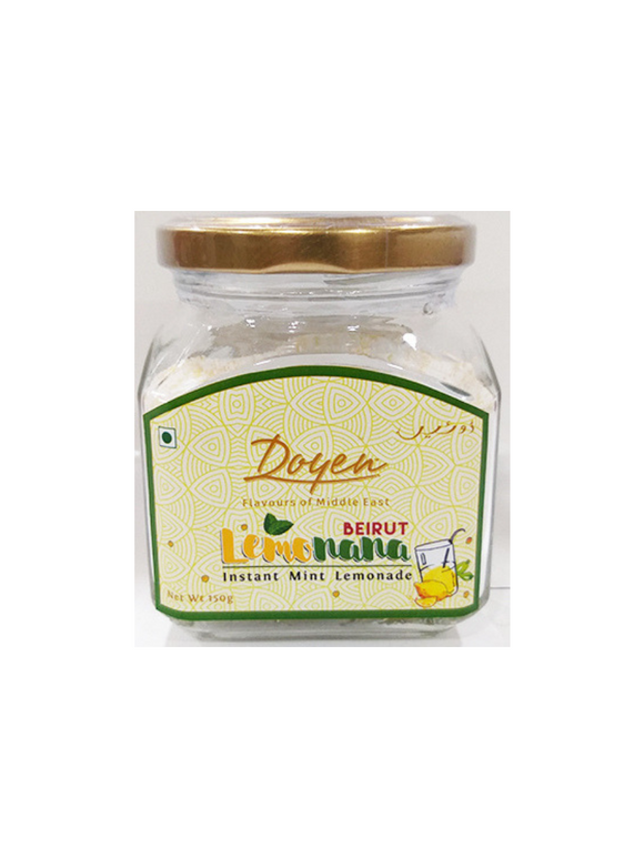 Instant Mint Lemonade - 150g - Doyen Beirut Lemonana