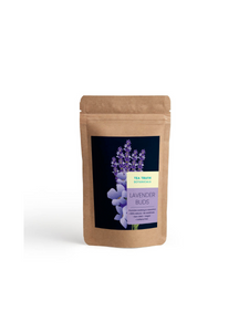 Lavender Buds - 50g (Loose Leaf) - Tea Trunk