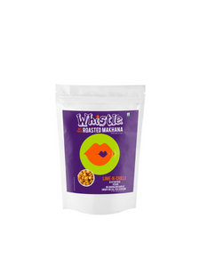 Lime-n-Chilly Makhana  - 60g - Whistle Makhana