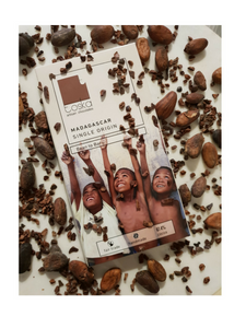 Madagascar Single Origin Dark Chocolate - 70g - Toska Chocolate