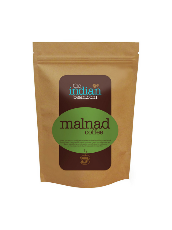 Malnad Coffee - 250g - The Indian Bean