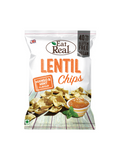 Mango and Mint Lentil Chips - 40g - Eat Real