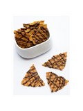 Milk Chocolate Drizzle Waffle Chips - 85g - Waffle Mill