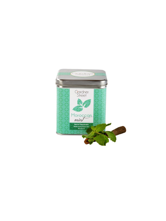 Moroccan Mint (Herbal Peppermint blend) - 20 Tea Bags - Gardner Street