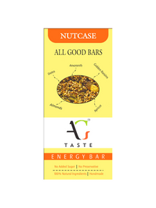 Nutcase Health Bar - 1 Bar - All Good Taste