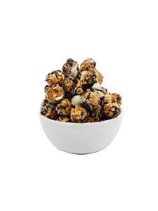 Nutty Double Chocolate Caramel Popcorn - 120g - Popcorn Fusion