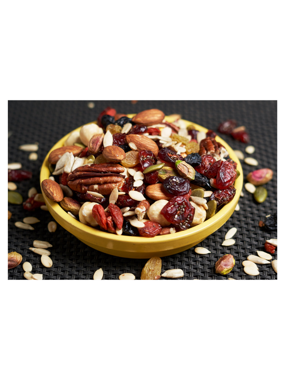 Nutty Trail Mix - 50g - Snackible