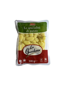 Potato Gnocchi - 500g - La Gnoccheria Traditional
