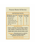 Peanut Butter & Berries - 85g - The Butternut Company