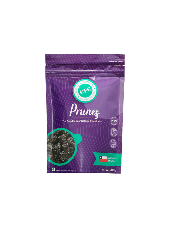 Dried Prunes - 200g - Urban Food Co.