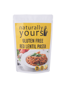 Red Lentil Pasta - 200g - Naturally Yours