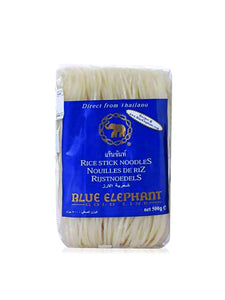 Stir-fry Rice Noodles - 500g - Blue Elephant