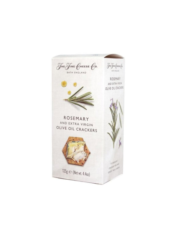 Rosemary Crackers- 150g - The Fine Cheese Co.