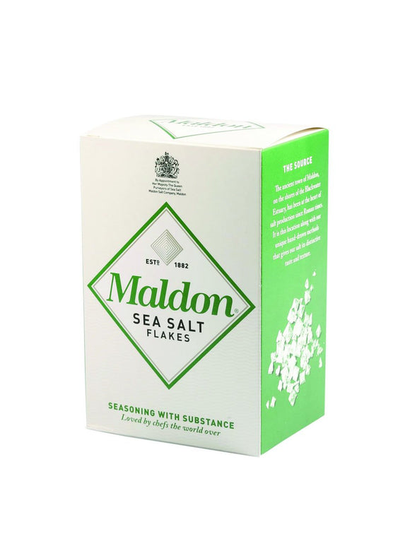 Sea Salt Flakes - 125g - Maldon